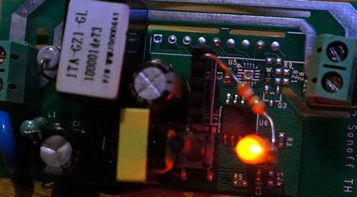 Sonoff ESP8266 re-program