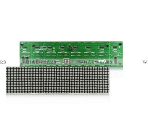 LED matrix with Pi zero